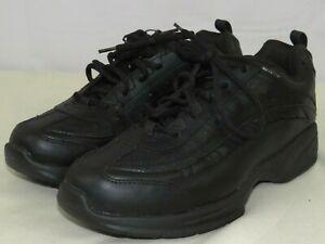 Safe T Step Cross Trekkers Women's Shoes Slip Oil Resistant Sneakers Lace 9 US