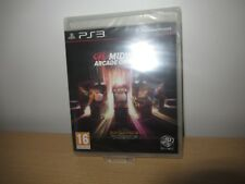 MIDWAY ARCADE ORIGINS, PS3, NEW, SEALED pal version