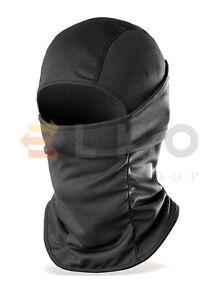 ELKO®️ Black Balaclava Face Mask Bike Under Helmet Winter Warm Ski Tactical