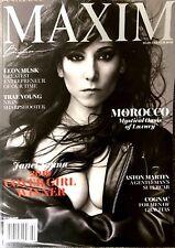 MAXIM Magazine January/February 2019  Janel Tanna