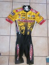 Cycling Skinsuit Jersey w Shorts Jamis Mountain Bike Racing Team Vintage 1990s