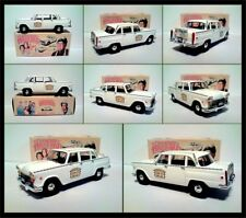 THE DUKES OF HAZZARD CODE 3 TISDALE TAXI NEDRA VOLZ WITH CODE 3 DISPLAY BOX