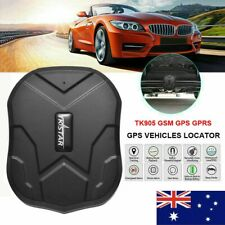 Car GPS Tracker Realtime GSM GPRS Vehicle Tracking Device Anti-theft Locator AU