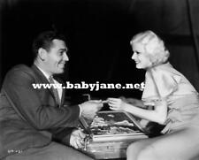 005 CLARK GABLE JEAN HARLOW PUZZLE HOLD YOUR MAN PHOTO
