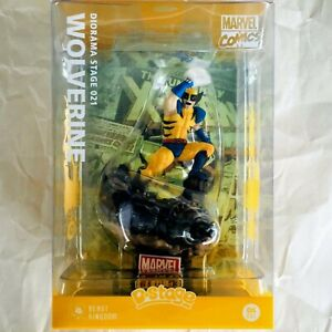 Marvel Comics Wolverine D-Stage 6-Inch Statue DS-021 PX Previews Exclusive NIB