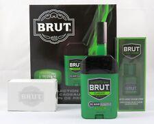 BRUT Classic Set 88 ml AS-Cologne Spray + Deo Stick + Seife