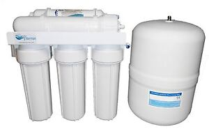 5 Stage Reverse Osmosis Water Filter with Alkaline upgrade, for Alkaline Water