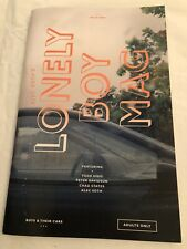 Alec Soth Todd Hido: Lonely Boy Mag #2, 2011, Soft Cover, Fine