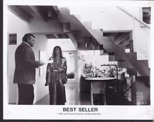 Brian Dennehy Victoria Tennant  Best Seller 1987 vintage  movie photo 23409