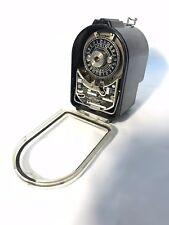 Vintage The Horstmann Gear Co LTD Timer Switch Clock Box Display Bath England