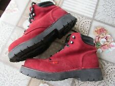 Chaussures rouges Kickers pour femme | eBay