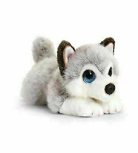 Keel Toys Storm 25cm Cuddle Puppy Husky Soft Toy