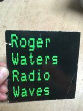Roger Waters-Radio Waves 3 Trk CD Single/E.P. 1987 CDEM 6 Card Sleeve Pink Floyd