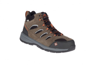 Merrell Men Steel toe Laced workwear Safety Shoe work boots shoes