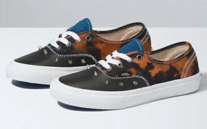 Vans Tartan Daze Authentic Shoe