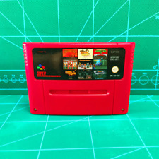 100 in 1 Super Action games SNES Multi Cart Game Cartridge for PAL EUR Console