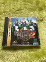 Sega Saturn Virtua Cop 2 Japan SS