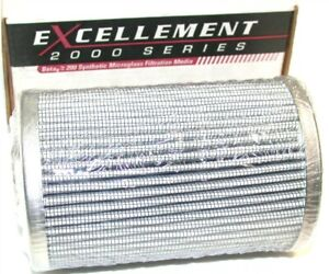 """Up to 4 New AZ10V Schroeder 10 micron, 3"""" Dia x 4.9"""" Long Hydraulic Filters"""