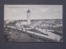 AK Truppenübungsplatz Neuhammer am Queis, Świętoszów, Schlesien, 1916 Feldpost