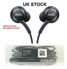 Replacement AKG Samsung Headphones Earphones Earbud with Mic S7 S8 S9 S10+ UK