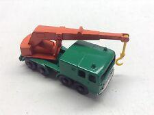 Vintage Matchbox No.30 Wheel Crane