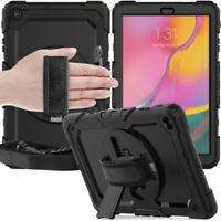 For Samsung Galaxy Tab A 10.1 T510 / T515 Tablet Back Case Shockproof Protection