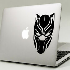 "BLACK PANTHER Apple MacBook Decal Sticker fits 11"" 12"" 13"" 15"" and 17"" models"