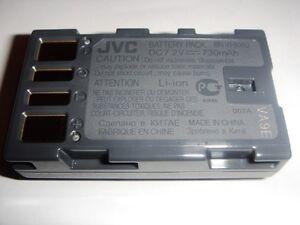 Batterie D'ORIGINE JVC BN-VF808U 7.2V 730mAh NEUVE