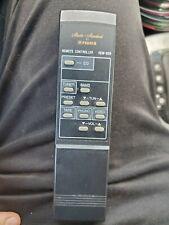 Fisher Oem Vintage Japan Studio Standard Remote Controller Mini System Rem-929
