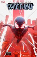 MILES MORALES SPIDER-MAN #21 SCHUMACHER MARVELS 1:10 VARIANT 2020 MARVEL 12/2 NM
