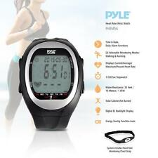 NEW Pyle PHRM56 Heart Rate Watch for Running Walking & Cardio