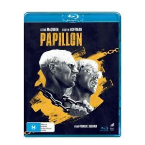 Papillon Blu-Ray **Region A & B**
