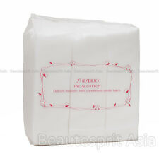SHISEIDO MAKEUP FACIAL 100% COTTON PAD 165 SHEETS MADE IN JAPAN