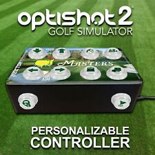 Optishot 2, golf simulator, Custom LED controller. Discount in description!