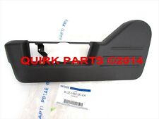2009-2014 Ford F-150 Super Cab Left Driver Seat Cushion Outer Black Valance OEM