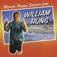Miracle: Happy Summer from William Hung * by William Hung (American Idol) (CD, …
