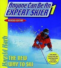 Anyone Can Be an Expert Skier 1: The New Way to Ski, Revised Edition-ExLibrary