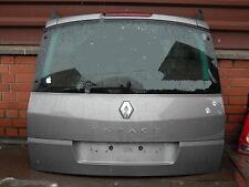 Heckklappe Renault Espace IV ab Bj 2002 - 2012 vulkangrau 603 Kofferraumklappe