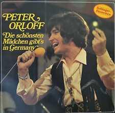 PETER ORLOFF - Die schönsten Mädchen gibt's in Germany - LP 1983 - KO02