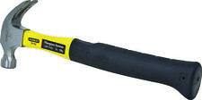 Stanley 51-112 Curved Claw Hammer, 7 oz, 1-5/8 in Dia, 12 in Oal, High Carbon St