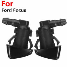 2PCS For Ford Focus Windshield Wiper Water Spray Jet Washer Nozz 8S4Z17603AA