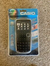 CASIO Prizm fx-CG10 Color Graphing Calculator Black AP SAT I II PSAT + BATTERIES