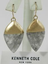 Kenneth Cole New York Colored Geometric Stone Drop Earrings