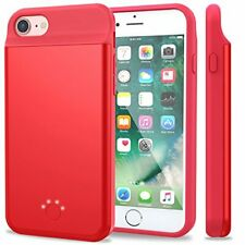 [5500mAh] iPhone 7 Battery Case,Smaiphone 5500mAh Portable Charging Case for i..