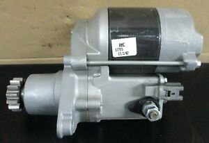 REMAN STARTER 17715 FITS *SEE FITMENT CHART* *NO CORE CHARGE*