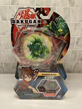 Brand New Spin Master BAKUGAN Ultra VENTUS WEBAM Battle Planet
