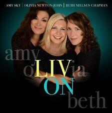 Amy Sky-Olivia Newton-John-Beth Nielsen Chapman-Liv on CD NUOVO