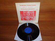 SULLY MASON With Kay Kyser & His Orchestra : 1935-1937 : Vinyl Album  JOYCE 6029