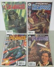 COMPLETE SET OF STAR WARS CHEWBACCA #1-4 DARK HORSE COMICS LIMITED SERIES 1999
