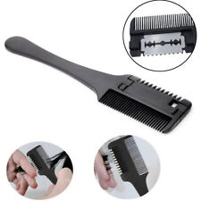 1PC Razor Comb Cutter Cutting Thinning Shaper Grooming Hair Styling Tool